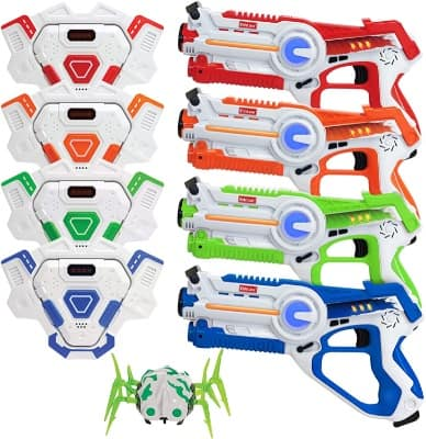 Multiplayer Infrared Laser Tag Set