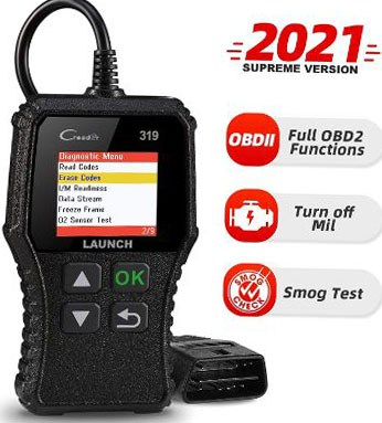 OBD2 Scanner CR319 Code Reader