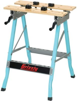 Portable Clamping Workbench