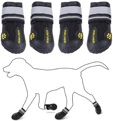 Dog Shoes for Medium Large Breed Dogs Boots