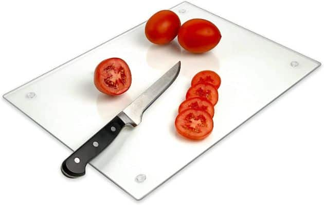 Tempered Glass Cutting Board – Long Lasting Clear Glass