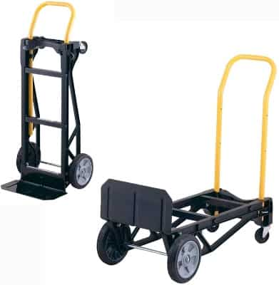 Convertible Hand Truck & Dolly