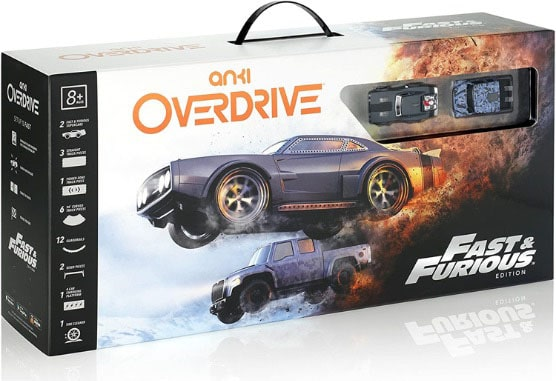 Fast & Furious Edition Slot Car Set