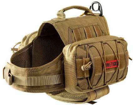 Backpack for Dogs to Wear Pet Back Pack