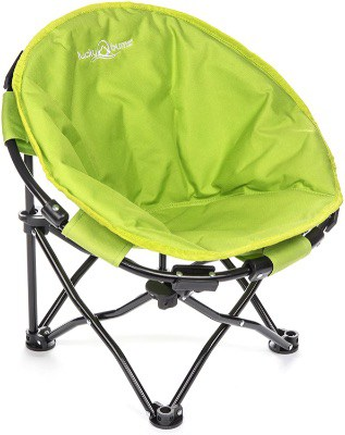 Lightweight Papasan Chair With Carrying Case