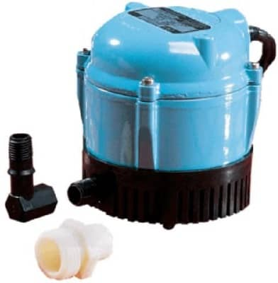 Submersible Cover Pump With cord