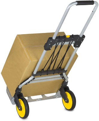 Folding Hand Truck With Telescoping Handle