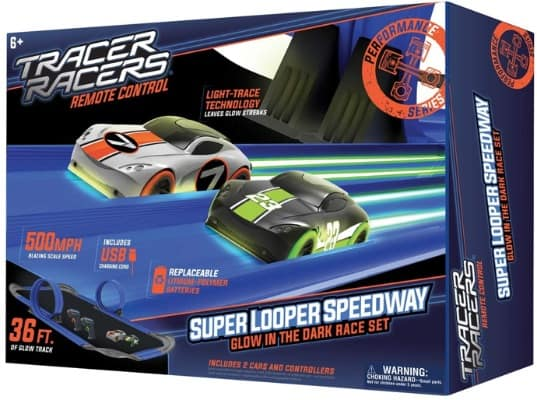 High Speed Control Super Loop Slot Car Set