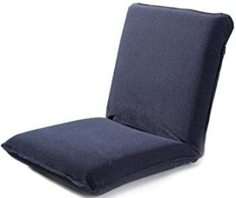 Multi Angle Folding Chair Pad With Adjustable Back