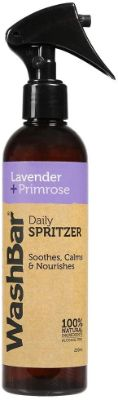 Natural Dog Deodorant Spray, Lightly Scented, Lavender