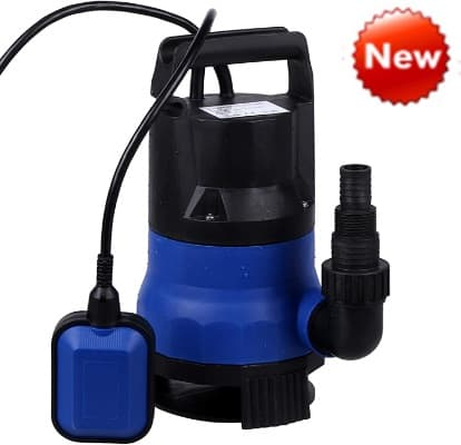 Submersible 400W Swimming Pool Pump
