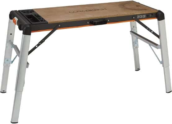 2-In-1 Portable Workbench : Platform