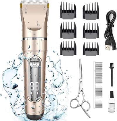 Dog Clippers Waterproof