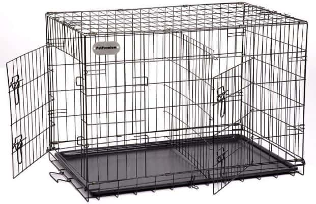 Extra Large Dog Crate | XXL Pet Carrier Travel Cage