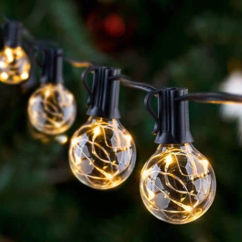 Waterproof LED String Lights For Outdoor Use