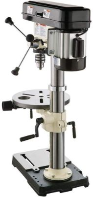 Shop Fox W1668 ¾-HP 13-Inch Bench-Top Drill Press:Spindle Sander
