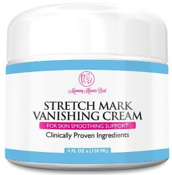Stretch Mark Cream for Pregnancy & Scar Removal