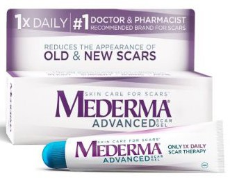 Mederma Advanced Scar Gel - 1x Daily