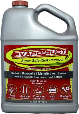 Evapo-Rust The Original Super Safe Rust Remover, Water-Based