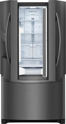 Frigidaire FFHD2250TS 36 Inch Counter Depth French door Refrigerator with 22.5 cu. ft., Stainless Steel