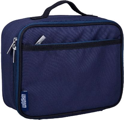 Wildkin 33505 Whale Blue Lunch Box, One Size