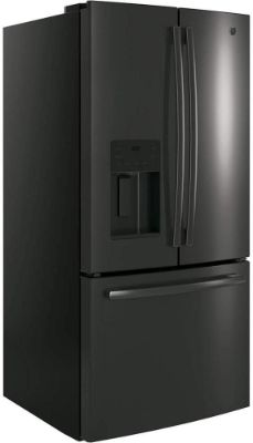 GE GYE18JBLTS Side Refrigerator
