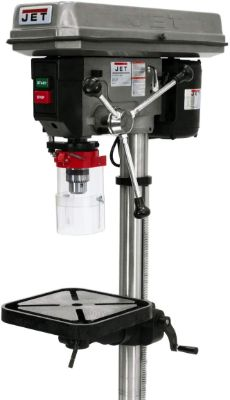 JET J-2500 15-Inch 3:4-Horsepower 115-Volt Floor Model Drill Press