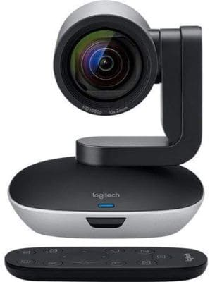 Logitech PTZ PRO 2 Video Camera for Conference Rooms
