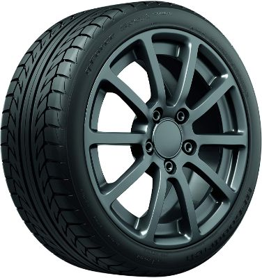 BFGoodrich G-Force Sport Comp 2 Radial Tire - 245:45R17 95Z