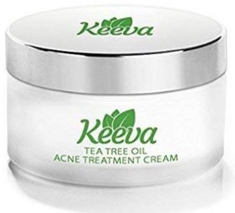 Keeva Organics Acne Treatment Cream