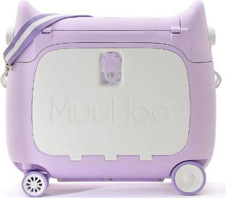 ANIMOR Kids Travel Partner Ride-On Suitcase