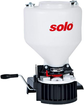 Solo, Inc. Solo 421 20-Pound Capacity Portable Chest-mount Spreader with Comfortable Cross-shoulder Strap
