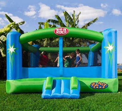 Blast Zone Big Ol Bouncer - Inflatable Bounce House
