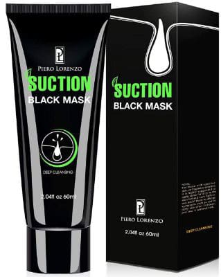 Piero Lorenzo Blackhead Remover Mask, Blackhead Peel Off Mask