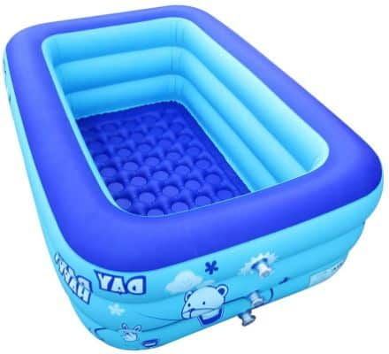 ECOiNVA Inflatable Swimming Pool Bathtubs Hot Tubs