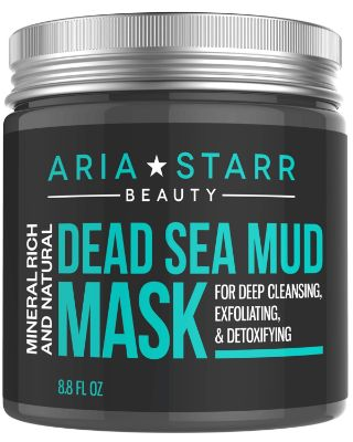 Aria Starr Dead Sea Mud Mask For Face