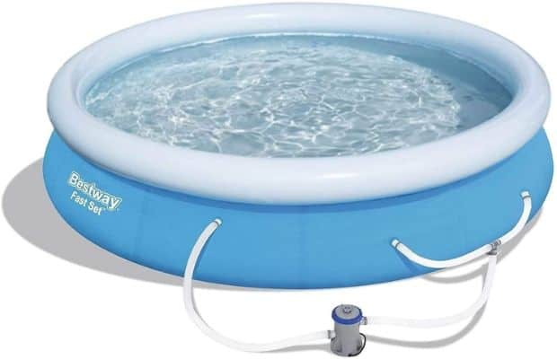 Bestway 12ft x 30in Fast Set Up Inflatable Above Ground Pool