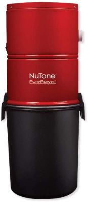Nutone PurePower 550 Air Watts Central Vacuum System Power Unit