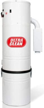 Ultra Clean SC200 Steel Canadian Made Central Vacuum Power Unit 7,500 Sq. Foot Homes