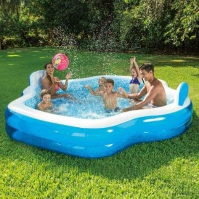 Summer Waves Inflatable Family Pool
