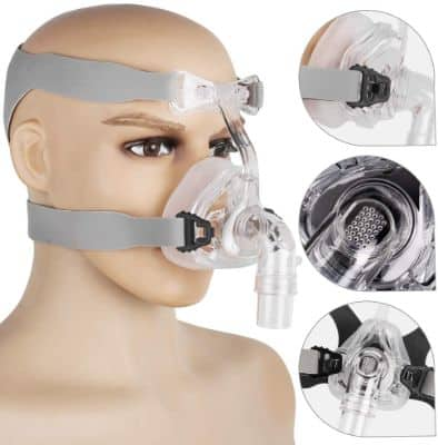 Nose Breathing Mask, IXAER Masks for C-Pap Mask