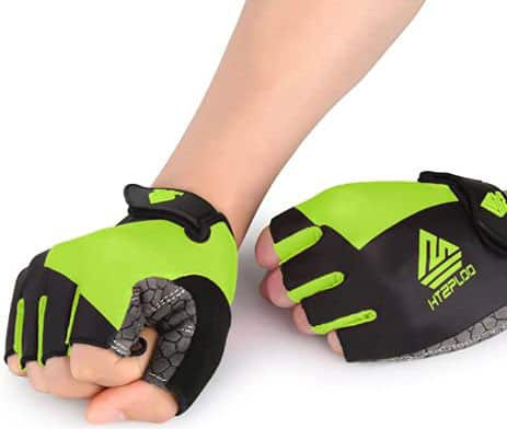 HTZPLOO Bike Gloves Cycling Gloves