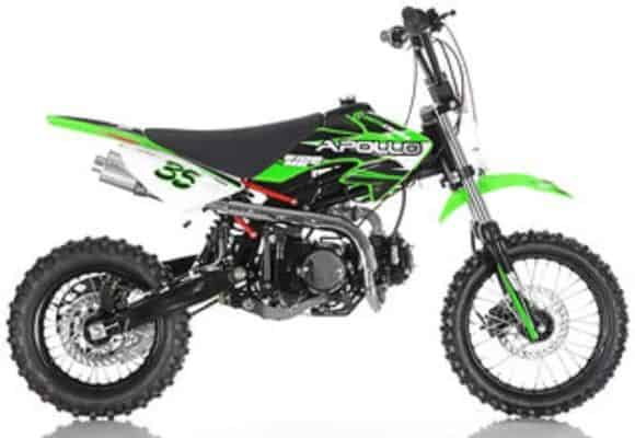 APOLLO New 125cc Youth DB35 - Dirt Bike
