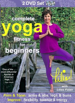 Lilias! Complete Yoga Fitness Beginners & Seniors- Firm and Tone Arms, Legs, Abs, and Buns