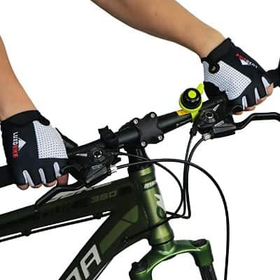 LuxoBike Cycling Gloves Bicycle