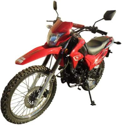 250cc Dirt Bike Hawk 250 Enduro Street Bike Motorcycle Bike