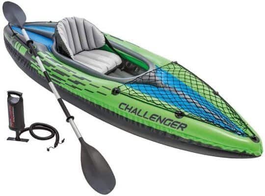 Durable Inflatable Kayak