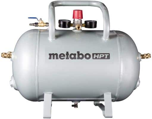 Quick Connect Air Tank
