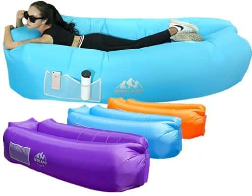 Anti-Air Leaking Inflatable Lounger