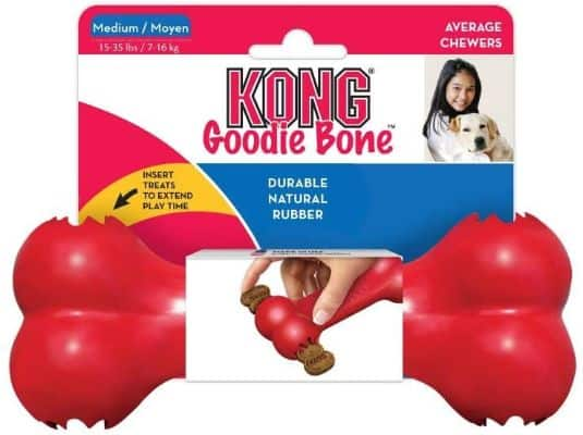 Goodie Dog Bone Toy